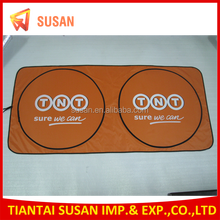 car sunshade front windshield shades with logo