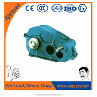 Buy Helical gearing forward reverse reduction gearbox