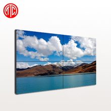 3D video wall 55 inch indoor LCD Video Wall Panel Full HD 1080P Screen wall mount TV