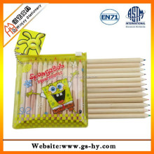 OEM package pvc bag mini color pencil
