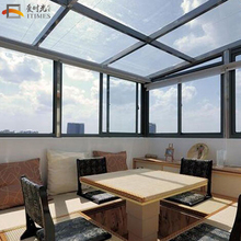 Customized small sunroom ideas used solarium installation aluminum sunroom