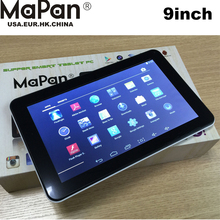 MaPan 9inch cheapest mid tablet/Video Call Android Tablet Pc, 9 Inch Android Tablet Multi Touch Screen MX923B