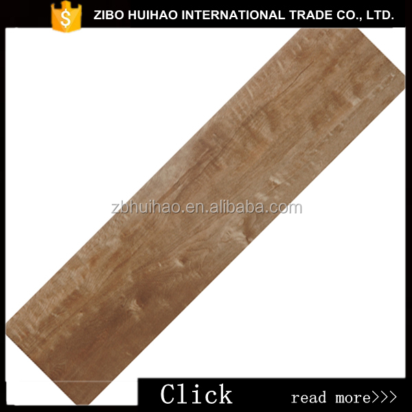 Wood look ceramic iran tile 150x800 terrace tile porcelain floor