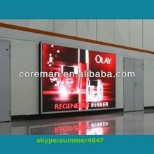 watch live cricket online led display screen types of advertising board /indoor led advertisement board