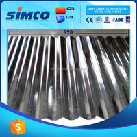 China Wholesale Market gi roof sheets size