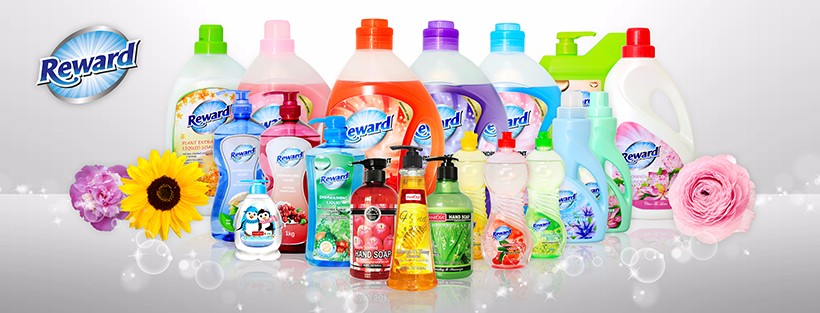 Latest Design for clothes 2000ml Fabric Softener detergent