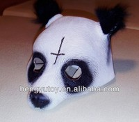 2014 The highest selling masks Fancy Dress Ideal Panda Movie Latex Cro Panda Mask for Rapper