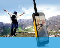 NEW Rugged Durable waterproof Mobile Phone best military Outdoor Adventure cheap rugged smartphone
