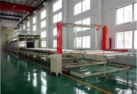 CE Certificate Horizontal Automatic Continuous Sponge Mattress Foam Making Machine