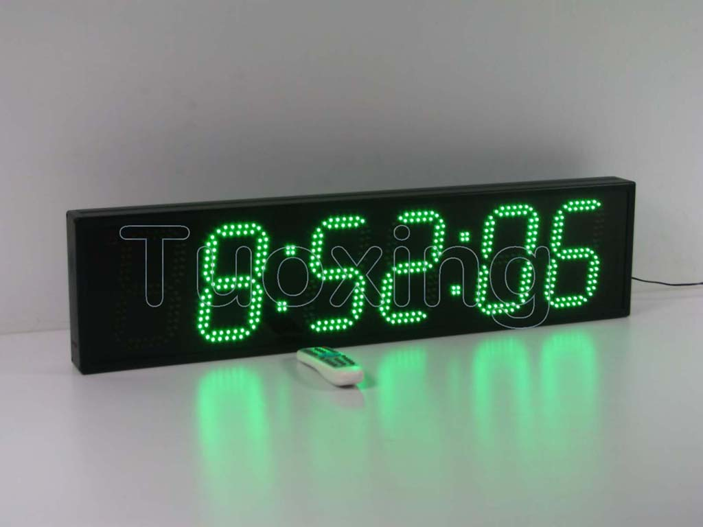 Large Led digital portable countdown timer