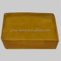 Raw material position glue for sanitary napkin