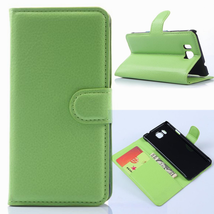 Stock Phone Leather Flip Case Cover For Huawei Y625