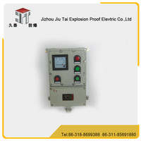 Aluminium/ Stainless steel material Explosion proof distribution box, 2015 hot sell in the market