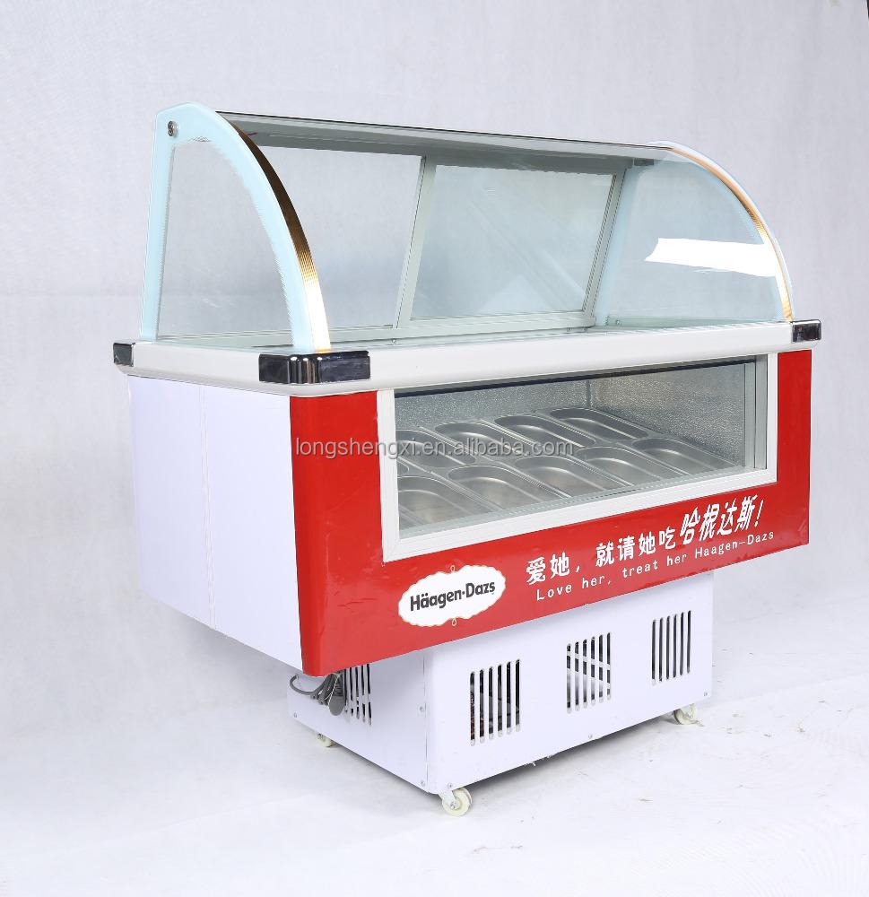 Countertop Ice Cream Freezer : ... Ice Cream Freezer - Buy Ice Cream Display Freezer,Countertop Ice Cream