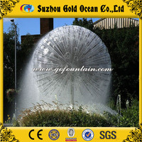 Water Features Dandelion Fountain Rolling Ball Fountain