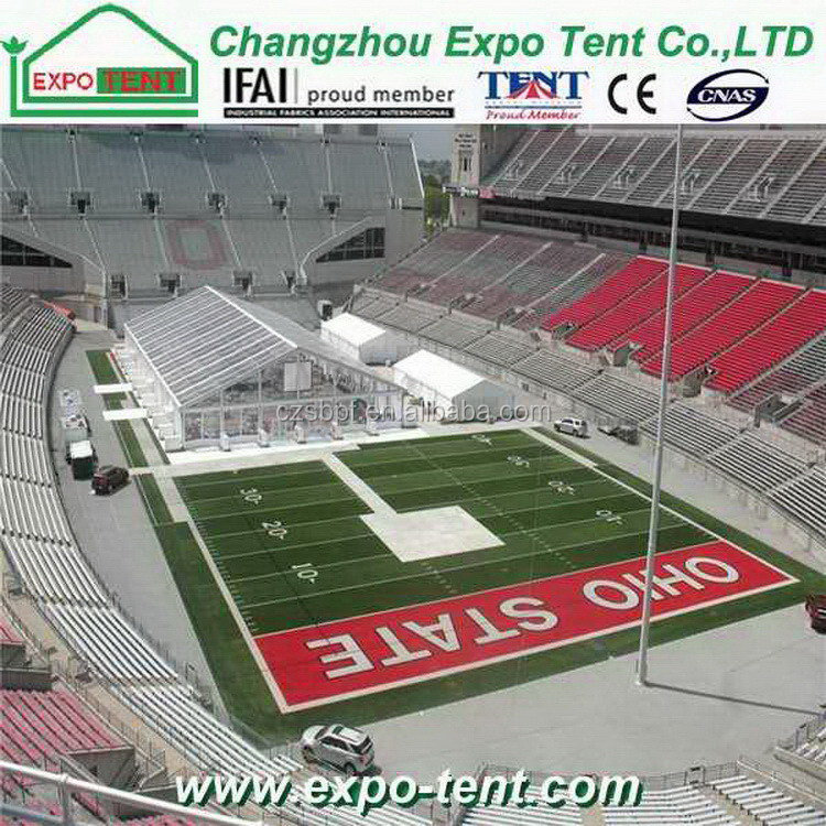 Excellent quality best selling changzhou big large sports hall tent