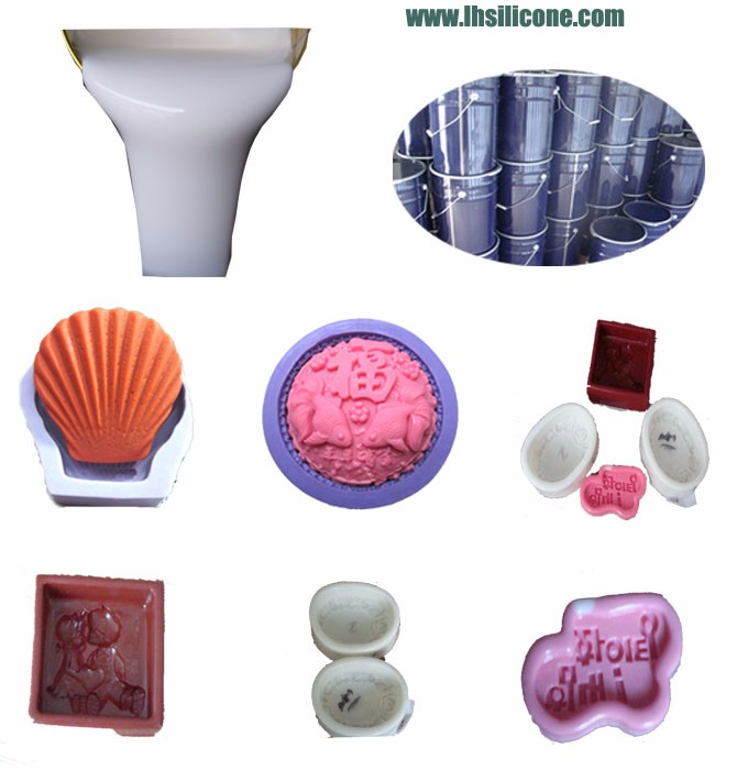 RTV2 Silicone rubber for soap mold making