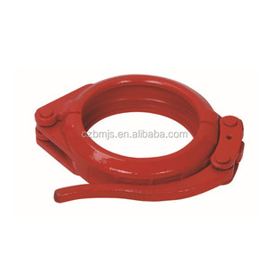 Putzmeister/Schwing Concrete Pump Pipe Clamp Rubber Hose Clamp