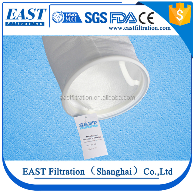 Eaton HAYFLOW 10 Micron Filter Bag POXL Size 7''x32''
