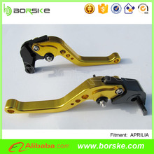 OEM High Quality CNC motorcycle brake lever, brake clutch lever for APRILIA