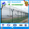 PVC coated and hot dipped galvanized security fence / fencing panel with BTO-22