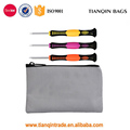New Design Durable Canvas Zipper Tool Organize Storage Bag
