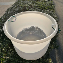 Hot sale and new rotomolding 100L water tank plastic drum with handle
