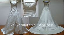 2013 Top Selling Glamorous Aline Beading Wholesale Bridal Gowns