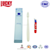 Hotel Toothbrush And Mini Toothpaste Kit For Hotel Dental Set