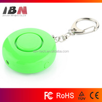Personal Keyring Protection Attack Alarm Security