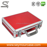 Barber Tool Case Blow Mold Plastic Tool Case Aluminum Carring Tool Case
