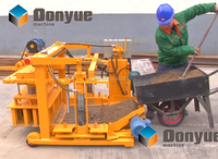 QT40-3A egg laying concrete block machine