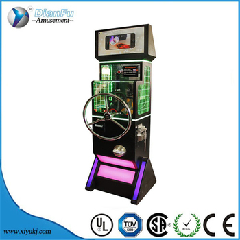 Souvenir coin press arcade game machine money press wending gift machine for sale