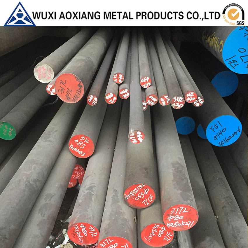 ASTM A276 410 Stainless Steel Round Bar In WUXI