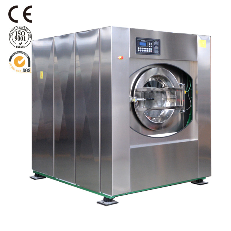 new model heavy duty industrial bedsheet laundry machine