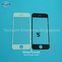 Handphone front screen glass cover for iphone 5 5s new product (Glass Shield)