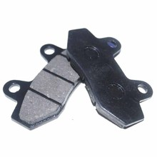 No dust Suzuki motorcycle parts the best quality motorcycle brake pads