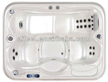 FOB price modern design hot tub aifeel arctic spa for 5