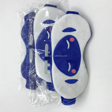 wholesale travel birthday party 3d sleep plush material sleeping eye mask