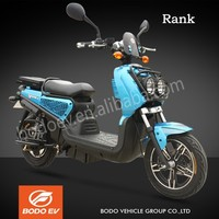 Rank EEC approved powerful electric scooter motorcycle cruiser 45km/h mileage range 50km/charge