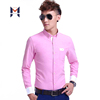 Quality Business Shirts Slim Fit Long Sleeve Men's Formal Dress Shirt Luxury Shirt