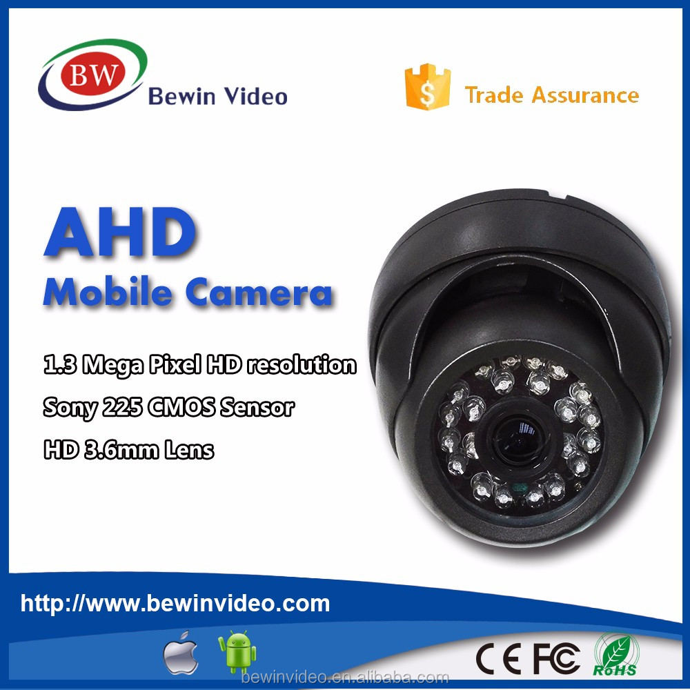 Metal housing water proof 720P/960P h.264 cctv mobile DVR car camera