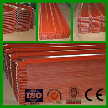 building material roof decking sheet