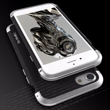 The tree brand screwed metal bumper pc phone Case for huawei p10 p10 plus