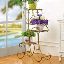 Best Price New Style Wrought Iron Garden Flower Stand