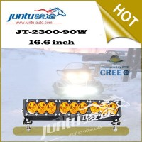 Innovative led bar 90w offroad worklight amber 12v led light bar for UTV, ATV, snowmobile