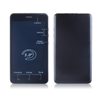 5inch QHD android dual sim mobile without camera