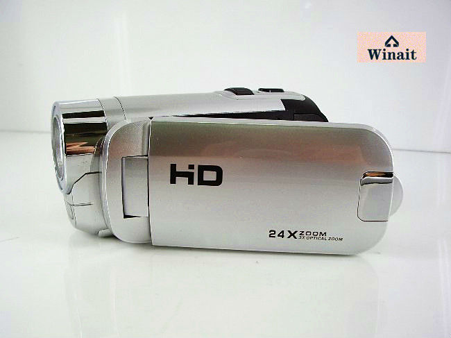 HD professional digital video camcorder with HDMI PORT