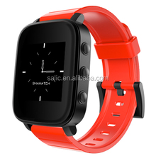 1.28 memory LCD screen smart watch Android 4.3 and IOS 7.0