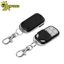 Remote Control 433mhz Electric Cloning 4 channel Universal Copy Code Gate Garage Door Opener Key RF Fob